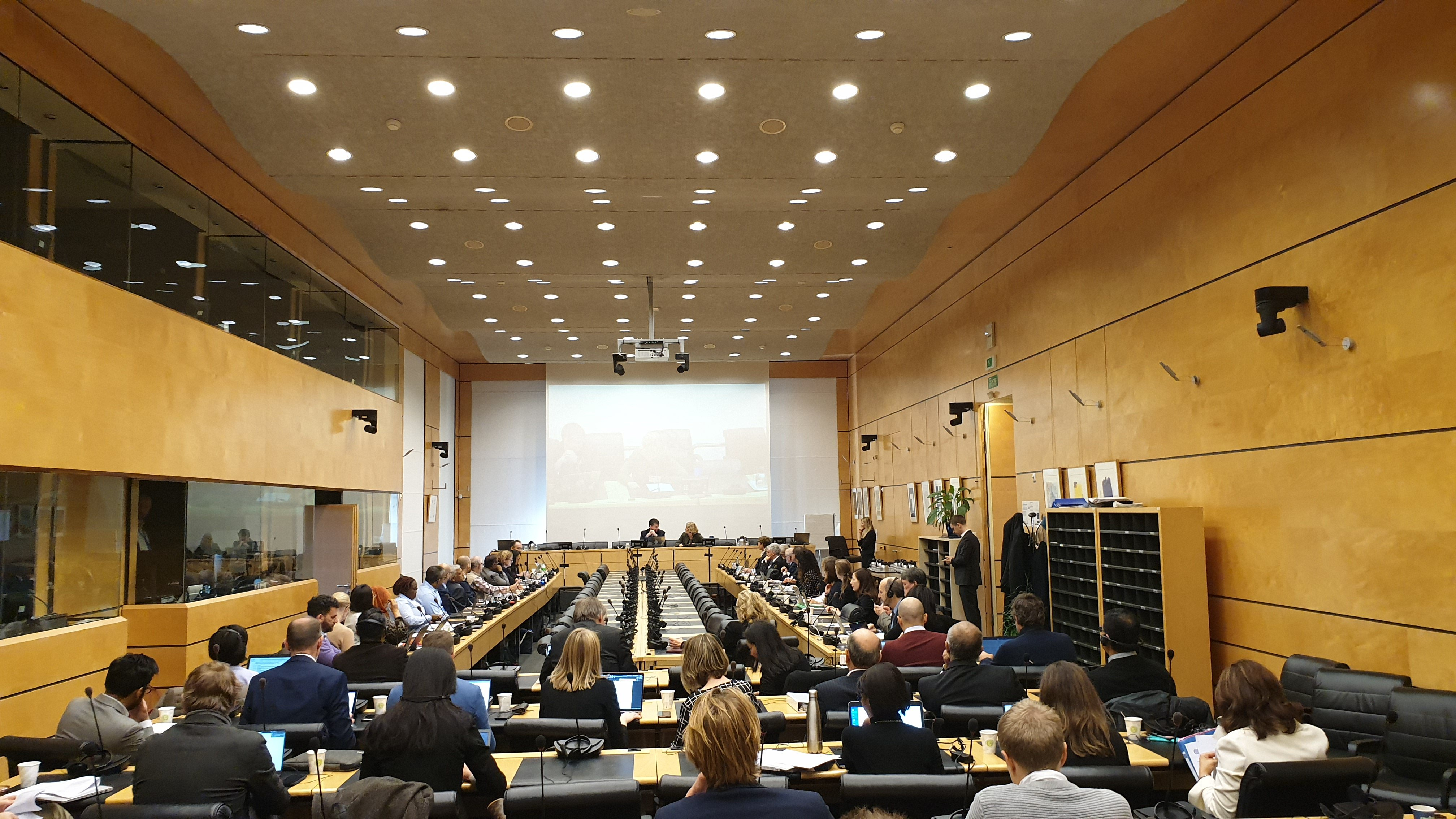 JFI researchers at UN Global Pulse and UN Human Rights